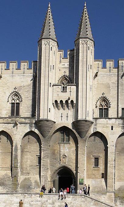 Avignon and its theatre festival!