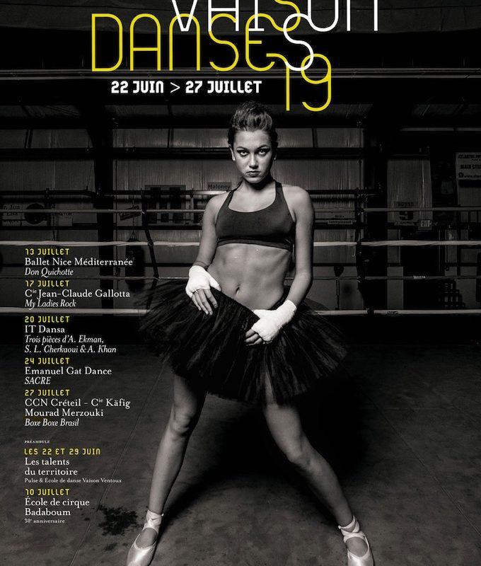 Vaison Danses Festival : 22nd June > 27th July