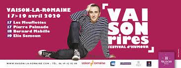 Vaison Rires Festival #5 // CANCELLED